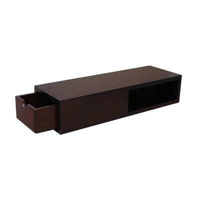 Carolina Accents Monterey Shelf with Open Storage