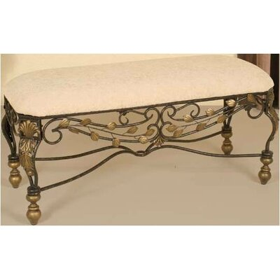Mario Industries Sophia Upholstered Bedroom Bench