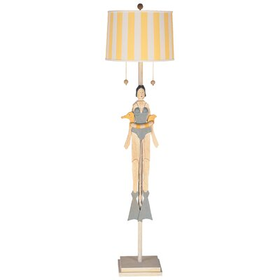 Mario Industries Girl with Tube Floor Lamp