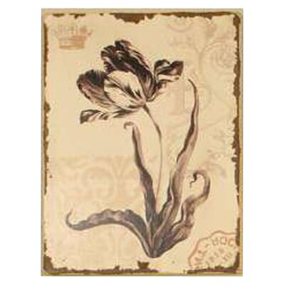 "Mario Industries Graceful Floral Wall Art - 15.75"" x 11.75"""
