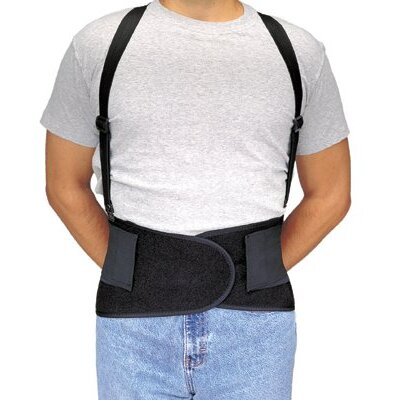 Allegro Economy Belts - medium economy back support belt