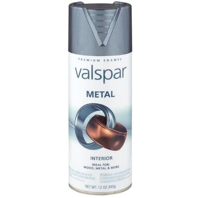 Valspar Silver Metal Spray Paint