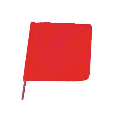 Knitted Vinyl Heavy Duty Warning Flag With 30