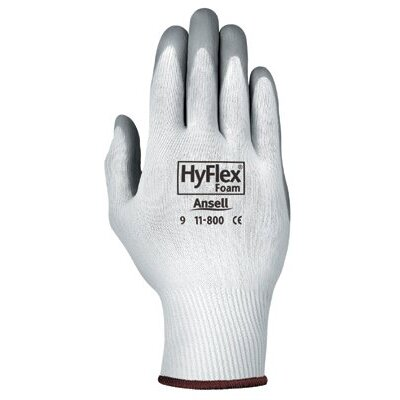 Ansell Hyflex® Foam Gloves - 205595 11 hyflex ultra lghtweight assembly glove