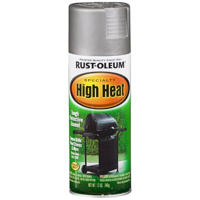 Rustoleum High Heat Spray Paint