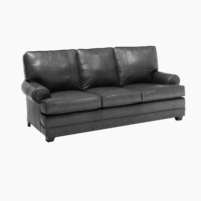 Bridgeport Leather Sleeper Sofa