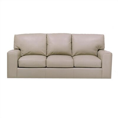 Distinction Leather Baldwin Leather Sofa