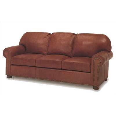 Huntington Leather Loveseat