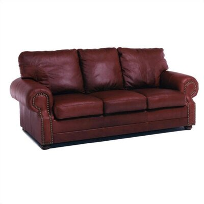 Chelshire Leather Loveseat