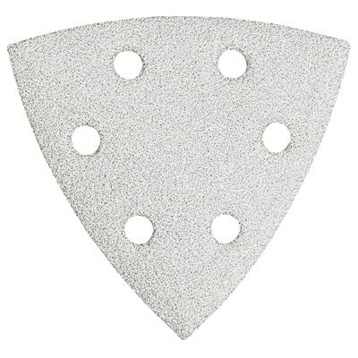 Bosch Power Tools Bosch Power Tools - Oscillating Tool Accessories White Detail Sanding Triangle  240-Grit (5Pk): 114-Sdtw240 - white detail sanding triangle  240-grit (5pk)