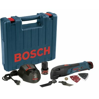 Bosch Power Tools Bosch Power Tools - 12V Max Multi-X Cutting Kits 12 Max Multi Tool W/2 Litheon Batteries: 114-Ps50-2A - 12 max multi tool w/2 litheon batteries