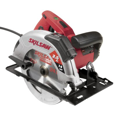 "Bosch Power Tools 14 Amp 7.25"" Blade Diameter Skilsaw Circular Saw with Laser"