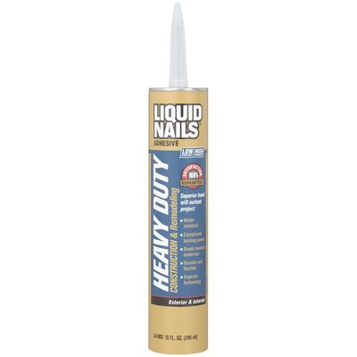 Bosch Power Tools 10 Oz Heavy-Duty Liquid Nails® Construction Adhesive LN903
