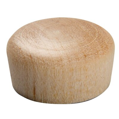 "Waddell 3/8"" 15 Pack Round Wood Plugs 8200.38 OAKDP"