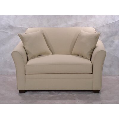 LaCrosse Furniture Ludlow Twin Sleeper Loveseat
