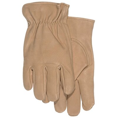 Boss Manufacturing Company Grain Pigskin Gloves