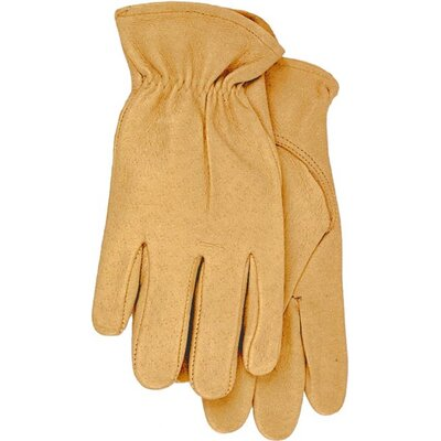 Boss Manufacturing Company Grain Pigskin Gloves Ladies