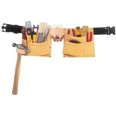 CLC Custom Leather Craft Work Aprons - 8 pocket heavy duty workapron