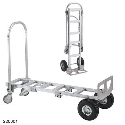 Wesco Manufacturing Spartan Economy 2-in-1 Sr Hand Truck