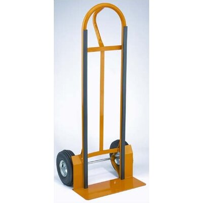 Wesco Manufacturing Wide Plate Economy Hand Truck