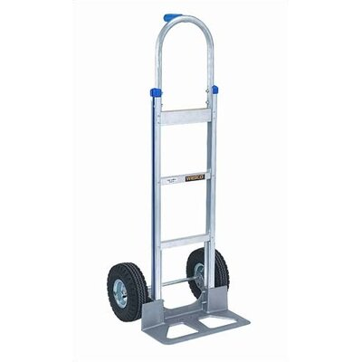 Wesco Manufacturing Series 420 Cobra-Lite Aluminum Hand Truck
