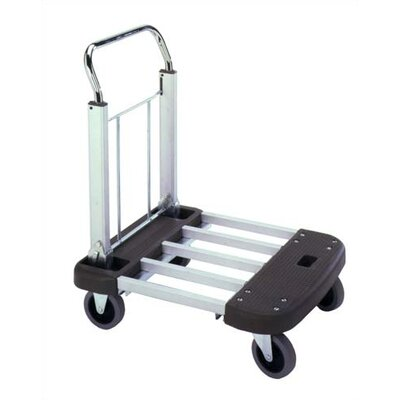 Wesco Manufacturing Professional Series Telefolding Platform Dolly
