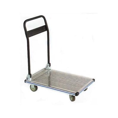 Wesco Manufacturing Folding Handle Platform Dolly