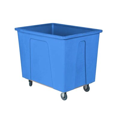Wesco Manufacturing 32 Gallon Plastic Box Truck