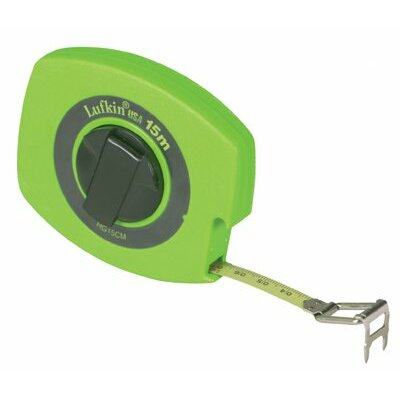 "Cooper Tools Hi-Viz® Universal Lightweight Measuring Tapes- 3/8""x50'"