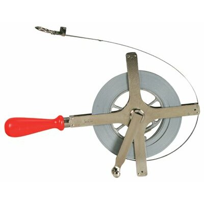 Cooper Tools Derrick Surveying Tapes - 30m decimal/metric tapemeasure