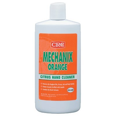 Crc Mechanix Orange™ Citrus Lotion Hand Cleaners With Pumice - tough orange citrus loti