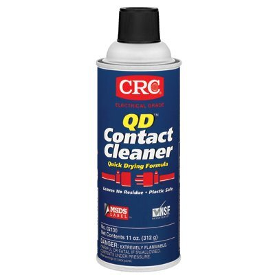 Crc QD™ Contact Cleaners - 16oz. aerosol qd contact