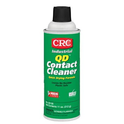 Crc QD™ Contact Cleaners - 16oz qd contact cleaner