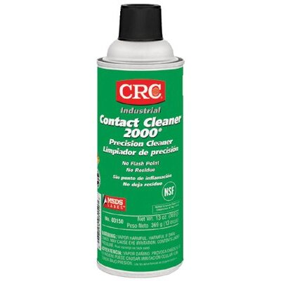 Crc Contact Cleaner 2000® Precision Cleaners - 16 oz. contact cleaner 2