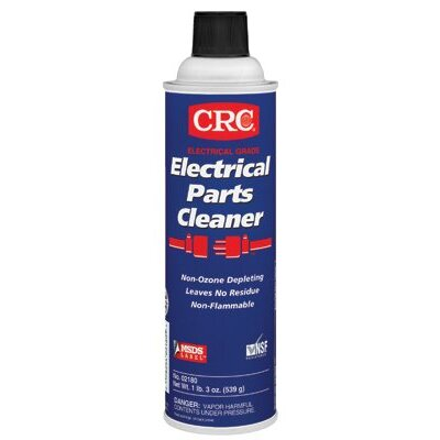 Crc Electrical Parts Cleaners - 20-oz. aerosol electrica