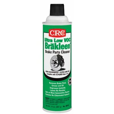 Crc Brakleen® Non-Chlorinated Brake Parts Cleaners - 20-oz. brakleen brake parts cleaner