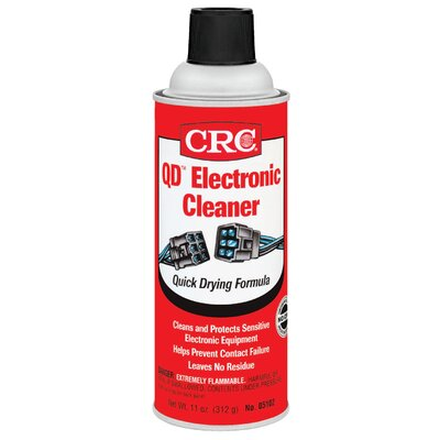 Crc 11 oz Electronics Cleaner