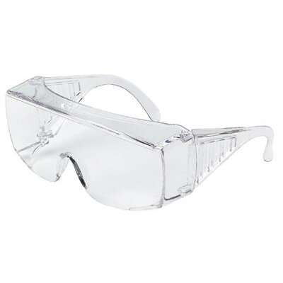 Crews Yukon® Protective Eyewear - yukon clear goggle regular box