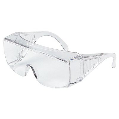 Crews Yukon® XL Protective Eyewear - cr 9800xl spec/clear bulk