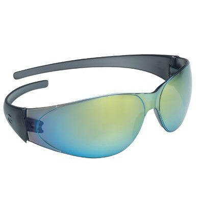 Crews Checkmate® Safety Glasses - checkmate grey coated