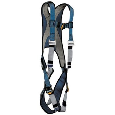 DBI/Sala ExoFit™ Harnesses - vest-style exofit harness  large  back d-ring
