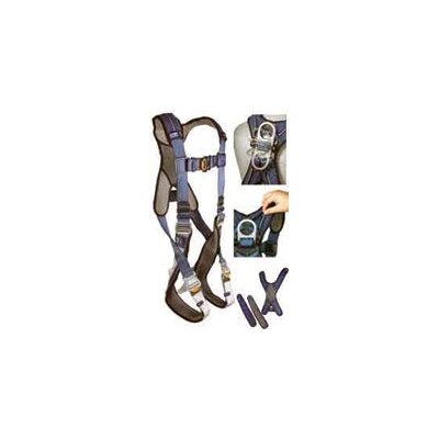 DBI/Sala ExoFit XP™ Full Body Washable Harness With Removable Padding