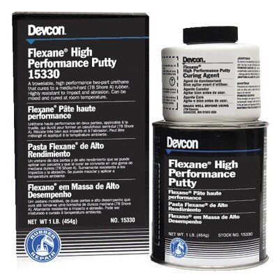 Devcon Flexane® High Performance Putty - 1lb flexane urethane compound putty