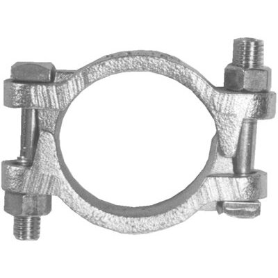 Dixon Valve Double Bolt Hose Clamps - king clamp