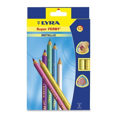 Dixon Ticonderoga Company Super Ferby Woodcase Pencil