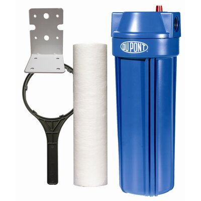 DuPont Universal Whole House 15000 Gallon Water Filtration System