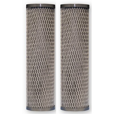 DuPont Universal Whole House Carbon Wrap 2-Phase Cartridge (Pack of 2)