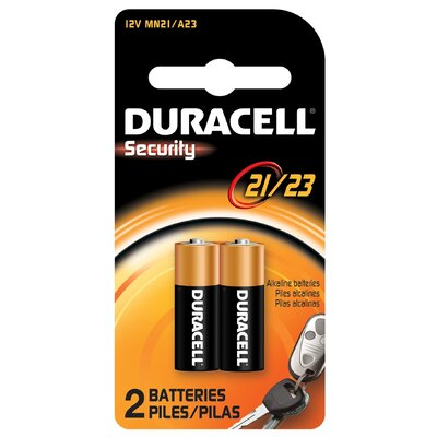 Duracell 12 Volt Alkaline Battery (Set of 2)