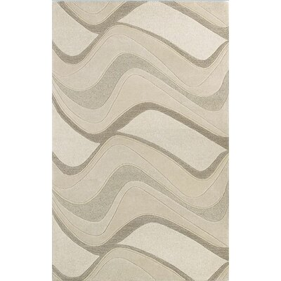 Eternity Ivory Waves Rug