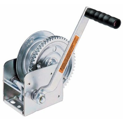 Dutton-Lainson Medium Duty Pulling Winches - 14502 1600# lifthand winch